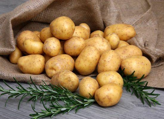 pommes de terre de haute savoie